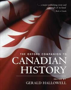 The Oxford Companion to Canadian History - cover