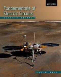 Fundamentals of Electric Circuits - David Bell - cover