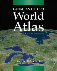 Canadian Oxford World Atlas - cover