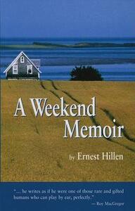 A Weekend Memoir - cover