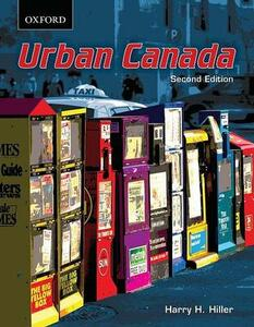 Urban Canada - Harry Hiller - cover