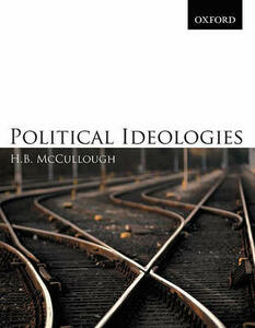 Political Ideologies - Barrie Mccullough - cover
