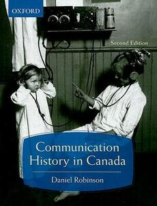 Communication History in Canada - cover