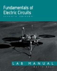 Fundamentals of Electric Circuits: Lab Manual - David A. Bell - cover