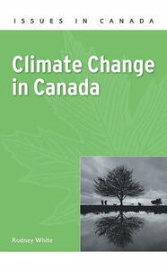 Climate Change in Canada - Rodney White - cover