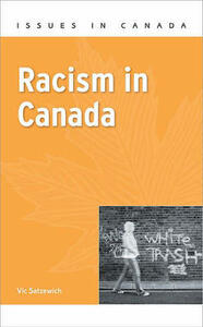 Racism in Canada - Vic Satzewich - cover
