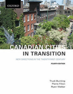 Canadian Cities in Transition: New Directions in the Twenty-First Century - cover