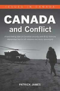 Canada and Conflict - Patrick James - cover