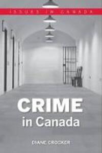 Crime in Canada - Diane Crocker - cover