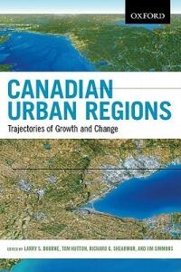 Canadian Urban Regions: Trajectories of Growth and Change - cover