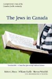 The Jews in Canada: The Jews in Canada - cover