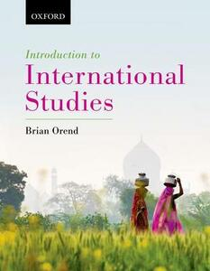 Introduction to International Studies - Brian Orend - cover