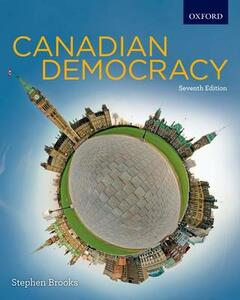 Canadian Democracy - Stephen Brooks - cover