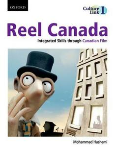 Reel Canada: Integrated Skills through Canadian Film - Mohammad Hashemi - cover