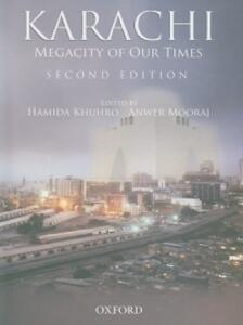 Karachi: Megacity of Our Times - cover