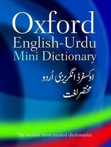 Oxford English-Urdu Mini Dictionary - cover