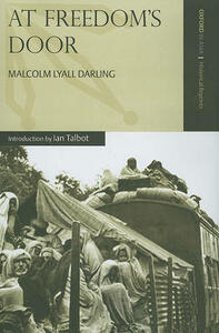 At Freedom's Door - Malcolm Lyall Darling - cover