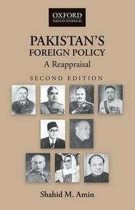 Pakistan's Foreign Policy: A Reappraisal - Shahid M. Amin - cover