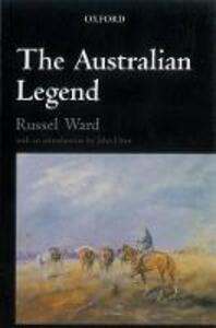 The Australian Legend - Russel Ward - cover