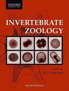 Invertebrate Zoology - cover
