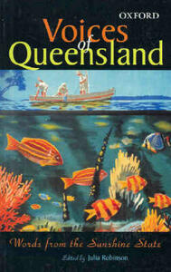 Voices of Queensland: Words from the Sunshine State - cover