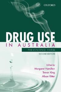 Drug Use in Australia: Preventing Harm - cover
