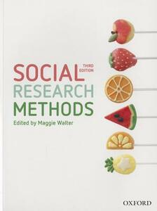 Social Research Methods - Maggie Walter - cover