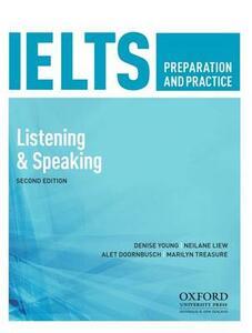 IELTS Preparation & Practice Speaking&listening Students Book - cover