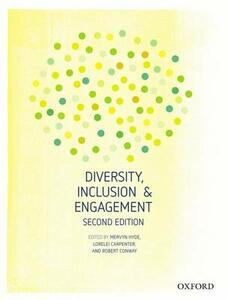 Diversity, Inclusion and Engagement - Mervyn Hyde,Lorelei Carpenter,Robert Conway - cover