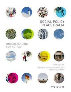Social Policy in Australia: Understanding for Action - Alison McClelland,Paul Smyth - cover