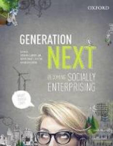 Generation Next: Becoming Socially Enterprising - cover