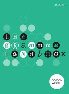 The Grammar Handbook - Gordon Winch - cover