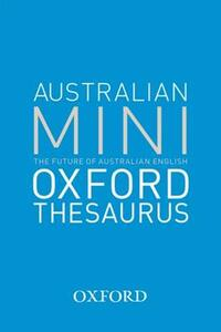 Australian Mini Thesaurus - cover