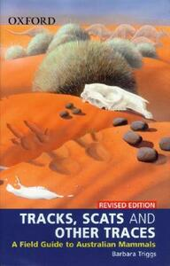 Tracks, Scats and Other Traces: Reissue - Barbara Triggs - cover