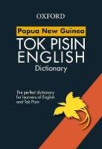 Papua New Guinea Study Dictionary Tok Pisin - Susan Baing,Brian Deutrom,Russell Jackson - cover