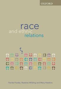 Race and Ethnic Relations - Farida Fozdar,Raelene Wilding,Mary Hawkins - cover