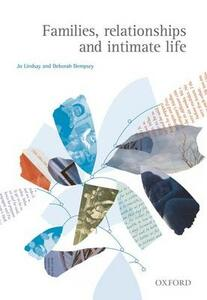 Families, Relationships and Intimate Life - Jo Lindsay,Deborah Dempsey - cover