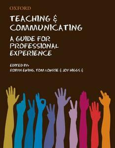 Teaching and Communicating: Rethinking Professional Experiences - cover