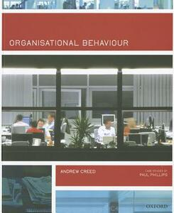 Organisational Behaviour - Andrew Creed - cover