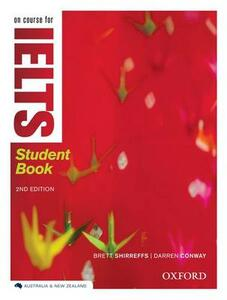 On Course for IELTS: Student's Book - cover