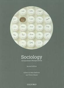 Sociology: Antipodean Perspectives - Peter Beilharz,Trevor Hogan - cover