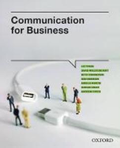 Communication for Business - Liz Tynan,David Wolstencroft,Beth Edmondson - cover