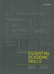 Essential Academic Skills 2e: Essential Academic Skills 2e - Kathy Turner,Brenda Krenus,Lynette Ireland - cover