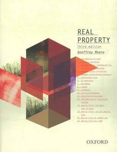 Real Property - Geoffrey Moore - cover