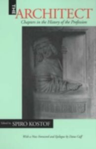 Foto Cover di Architect, Ebook inglese di Spiro Kostof, edito da Oxford University Press, UK