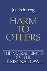 Ebook in inglese Harm to Others Feinberg, Joel