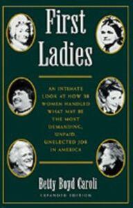 Ebook in inglese First Ladies BOYD, CAROLI BETTY