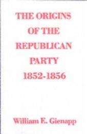 Origins of the Republican Party, 1852-1856