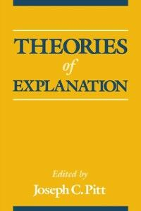 Ebook in inglese Theories of Explanation -, -