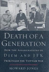 Ebook in inglese Death of a Generation Jones, Howard